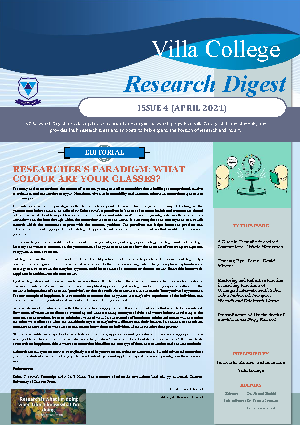 Research Digest
